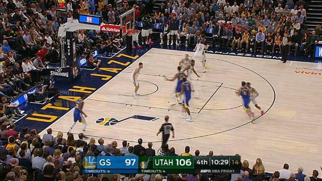 Un brutal Durant lidera la victoria de los Warriors