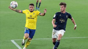 Cádiz y Osasuna jugaron la pasada jornada en el aún Ramón de Carranza