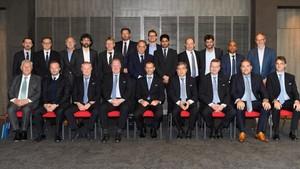 El Consejo de Estrategia del Fútbol Profesional se reunió en Lyon