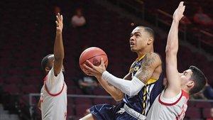 Davis ha jugado en la universidad de Northern Colorado