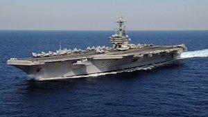 Dos portaaviones estadounidenses sufren este problema en sus váteres