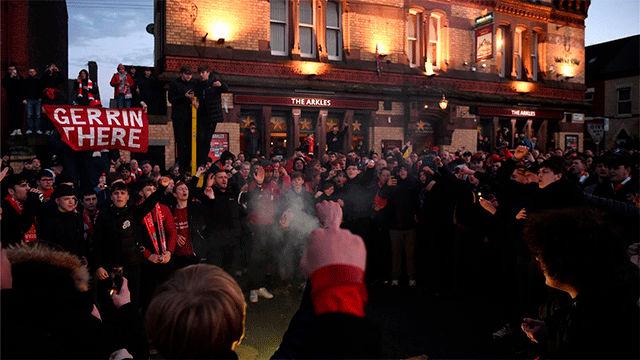 Un especialista en epidemias critica a la UEFA por el Liverpool - Atlético