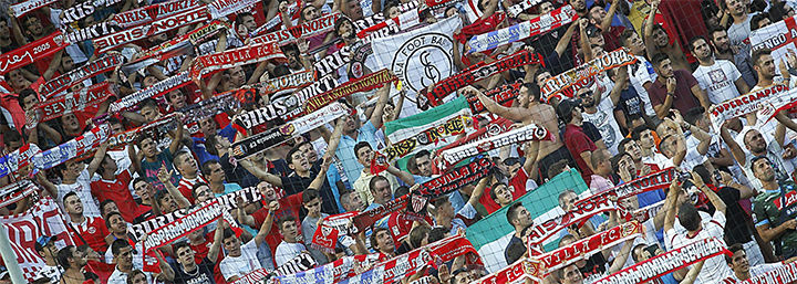Estadio Sevilla Minuto