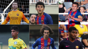 d1ec4d7c7 Ernesto Valverde's chosen Barcelona youngsters for pre-season
