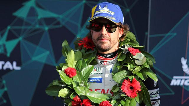 Fernando Alonso se queda sin victoria en las 6 Horas de Silverstone