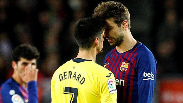 Gerard Moreno: Respeto mucho a los jugadores, a Piqué también