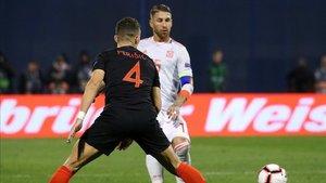 El gol de Sergio Ramos fue inútil