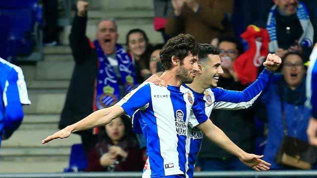 El golazo de Granero no le sirvió al Espanyol para conseguir la victoria ante el Huesca