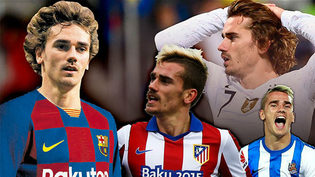 Barcelona signing Griezmann: Sometimes the train comes around twice