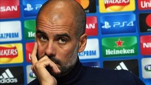 Guardiola habló sobre el referéndum, Agüero, Mendy, Ancelotti...