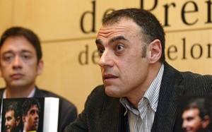 Jordi Badia fue direcctor de comunicación del Barça