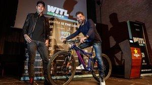 Josef Ajram y Antonio Gassó intentan dar herramientas para buscar el éxito