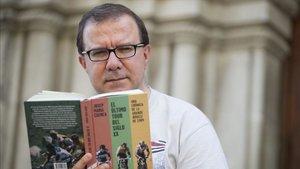Josep Maria Cuenca publica `El último Tour del siglo XX: una crónica de la Grande Boucle de 1989¿