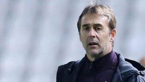 Julen Lopetegui no se desespera por la derrota ante APOEL