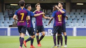 El Juvenil A no falló y sigue en la Copa del Rey