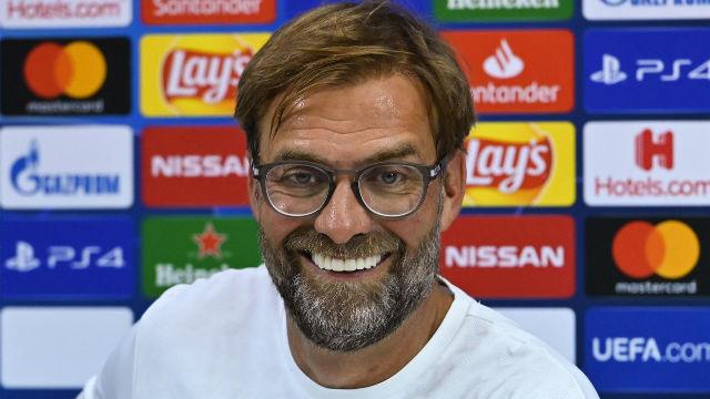 Klopp: No podemos ser el mejor equipo de Europa, porque el City es el mejor del mundo
