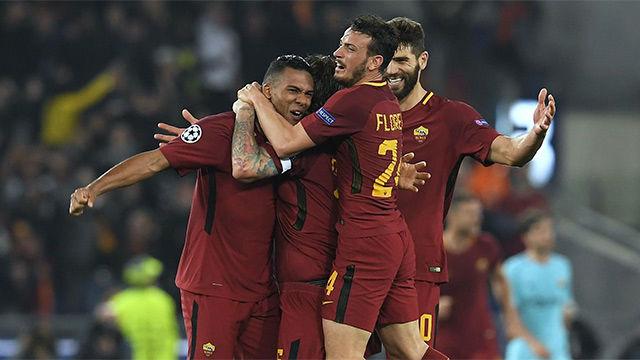 LACHAMPIONS FCB | Roma - FC Barcelona (3-0)