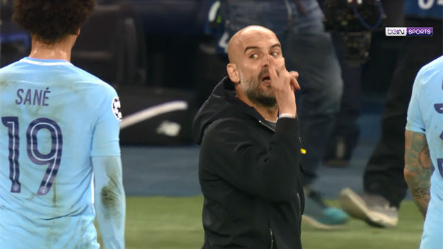 LACHAMPIONS | Manchester City - Liverpool (1-2): Así expulsó Mateu Lahoz a Guardiola