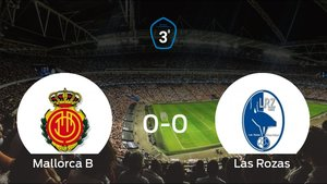 Las Rozas se lleva el ascenso a Segunda División B después del empate (0-0)