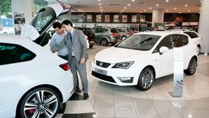 Las ventas de automóviles se situaron en 1,17 millones de unidades en agosto.