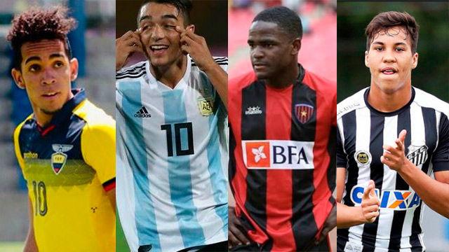 Los candidatos a príncipe del Mundial sub-17