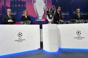 El Madrid ya conoce su camino en Champions
