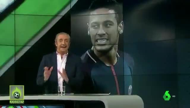 Si Neymar va al Barça es para fastidiar al Real Madrid