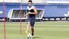 Óscar Duarte espera tener pronto una oportunidad para volver a jugar