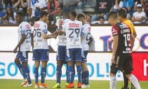 Pachuca ganó todos sus partidos de local en el Clausura 2019