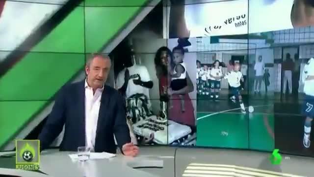 Pedrerol recuerda el pasado de Neymar