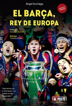 Portada del libro El Barça, rey de Europa