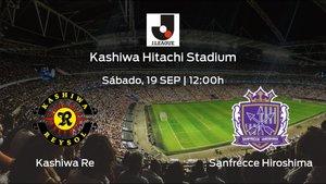 Previa del encuentro: el Kashiwa Reysol recibe al Sanfrecce Hiroshima