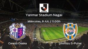 Previa del partido: el Cerezo Osaka recibe al Shimizu S-Pulse