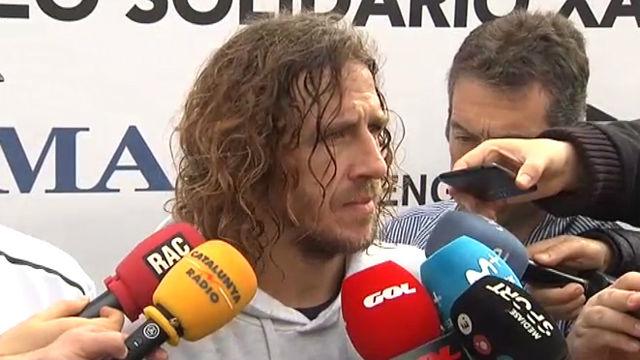 Puyol sobre el caso Dembélé: Hay que ayudarle porque no es fácil adaptarse a la filosofía del Barcelona