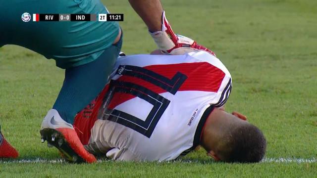 Quintero se pierde la Copa América por una rotura de ligamentos