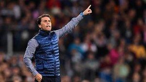 Rubi arañó un punto en el Santiago Bernabéu