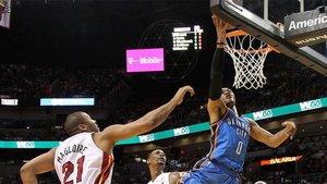 Russell Westbrook firmará por los Houston Rockets para reunirse con James Harden