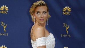 Scarlett Johansson levanta polémica en las redes sociales por unas imágenes