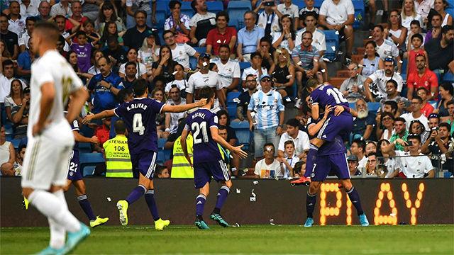 Sergio Guardiola privó al Madrid de los tres puntos