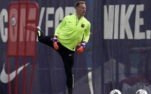 Ter Stegen quiere ser el portero titular del FC Barcelona
