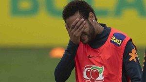 El valor de Neymar ha caído en el mercado de fichajes