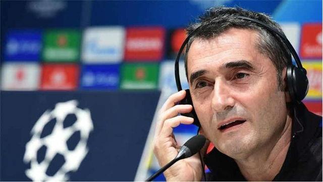 Valverde: El año pasado hicimos un gran partido aquí sin Messi