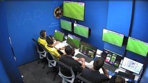 El VAR ha situado en un 97% el éxito de las decisiones de los árbitros