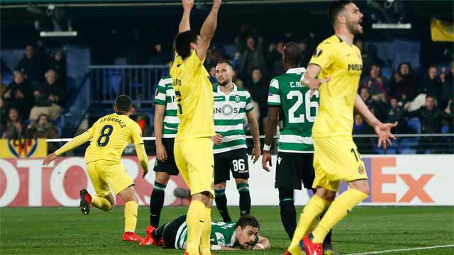 El Villarreal sufre, pero estará en octavos