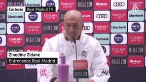 Zidane: A Jovic le he pedido yo