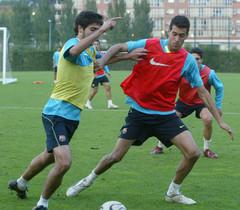 11.Sergio Busquets 2007-2008