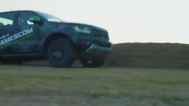 El nuevo modelo podría ser el Ranger Raptor europeo.