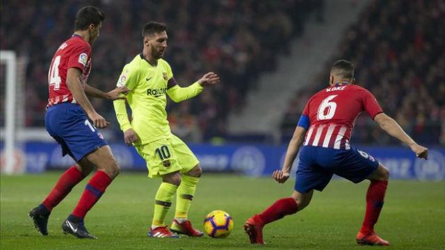 El 1x1 de los jugadores del Barça ante el Atlético