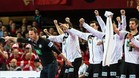 Alemania dio un paso de gigante al derrotar a Rusia por 30-29