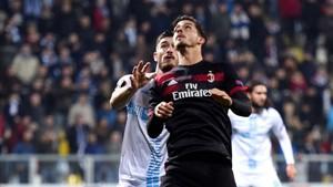 André Silva, objeto de las críticas de Gattuso